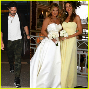 Sofia Vergara is Officially the Hottest Bridesmaid Ever