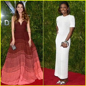Sutton Foster & Patina Miller Represent Former Winners at Tony Awards 2015!