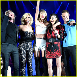 Taylor Swift's Latest 1989 Surprise Guest is Little Big Town!