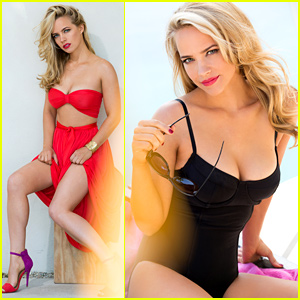 Ted 2's Jessica Barth Gets Steamy in Swimsuits for 'Playboy'