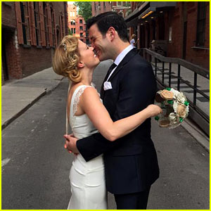 The Affair's Colin Donnell Marries Patti Murin - See the Wedding Pics!