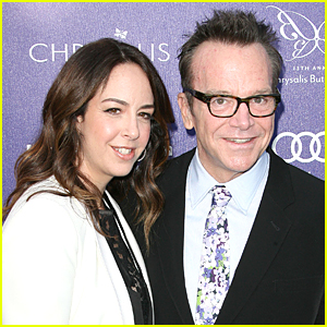 Tom Arnold & Ashley Groussman Are Expecting Second Child!