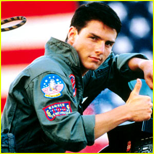 Tom Cruise to Reprise Maverick Role in 'Top Gun 2'?
