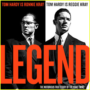 Tom Hardy Plays Twins in New 'Legend' Trailer - Watch Now!