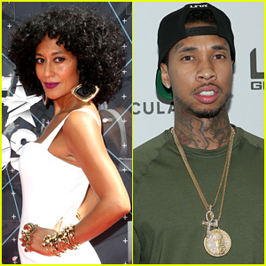 Black-ish's Tracee Ellis Ross Wasn't Throwing Shade at Tyga During BET Awards 2015 - Read Her Explanation