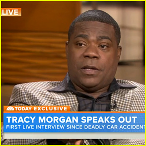 Tracy Morgan Gives First Interview on Fatal Car Crash (Video)
