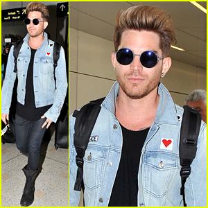 Adam Lambert Announces 'The Voice Australia' Performance!