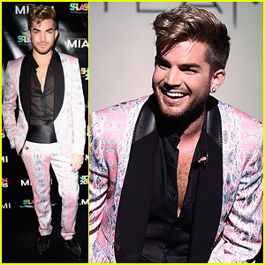 Adam Lambert Perfroms 'The Original High' & 'Another Lonely Night' for In Session - Watch Here!