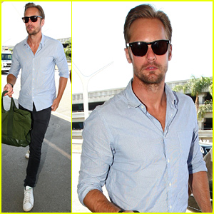Alexander Skarsgard: 'Sexism Is a Big Problem in Hollywood'