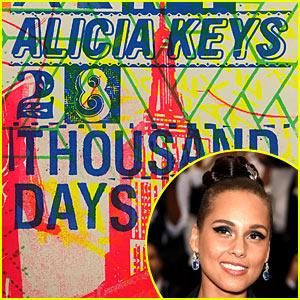 Alicia Keys: '28 Thousand Days' Full Song & Lyrics - LISTEN NOW!