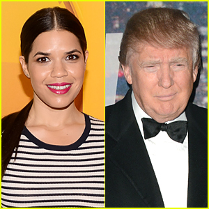 America Ferrera Thanks Donald Trump For His Racist Comments on Mexican Immigrants