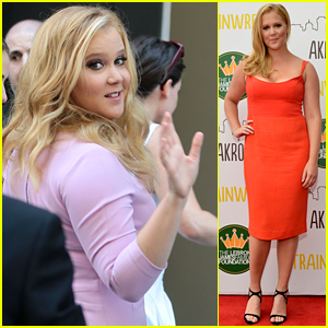Amy Schumer Answers If She's Actually a 'Trainwreck'