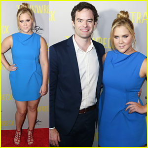 Amy Schumer, Bill Hader & Judd Apatow Reenact A Scene From 'Real Housewives of New York City'!