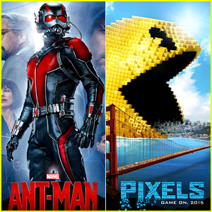 'Ant-Man' Retains Box Office Crown Over 'Pixels' & Newcomers