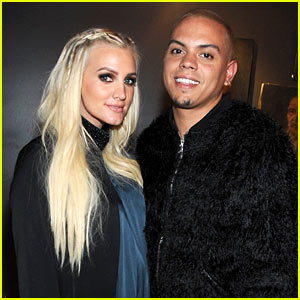 Ashlee Simpson Gives Birth to Baby Girl with Evan Ross!