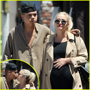 Ashlee Simpson's Husband Evan Ross Shares New Photos From Their Wedding!