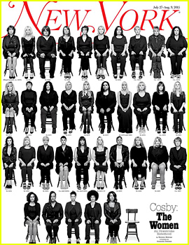 Bill Cosby's Alleged Sexual Assault Victims Unite for 'New York Magazine' Cover Story