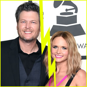 Blake Shelton & Miranda Lambert Are Getting Divorced