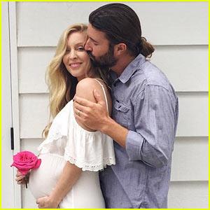 Brandon Jenner & Wife Leah Welcome Baby Girl Eva James