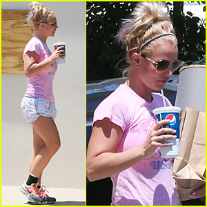Britney Spears Shows Off Sons Jayden & Sean's Skateboarding Tricks