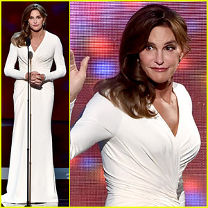 Caitlyn Jenner Gives Inspiring ESPYs Speech - Watch Video!