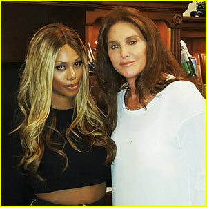 Laverne Cox Opens Up About Caitlyn Jenner's Transition (Video)