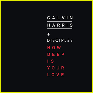 Calvin Harris Drops New Single 'How Deep Is Your Love' - Full Song & Lyrics!