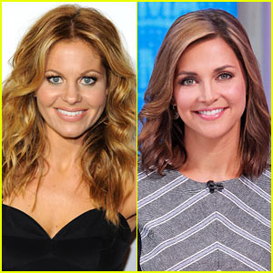Candace Cameron Bure & Paula Faris Join 'The View' Panel