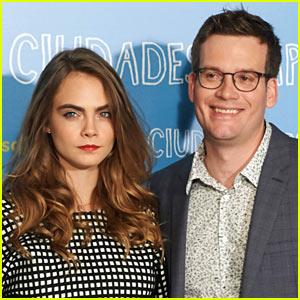 Cara Delevingne Thanks 'Paper Towns' Author for Defending Her After Awkward Interview