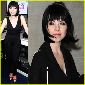 Carly Rae Jepsen Isn't Complaining About The Promo Life