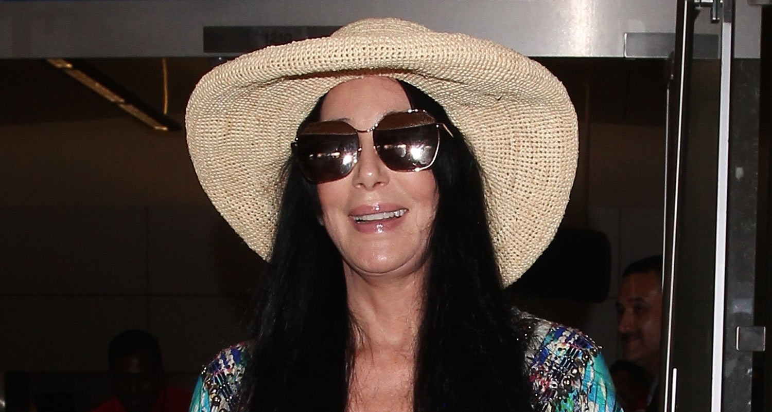 Cher Steps Out Looking Healthy After Bogus Dying Rumors