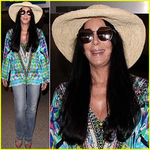 Cher Steps Out Looking Healthy After Bogus 'Dying' Rumors