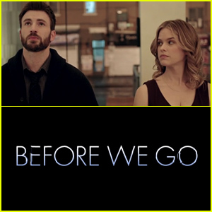 Chris Evans' Directorial Debut 'Before We Go' - Watch the Trailer!