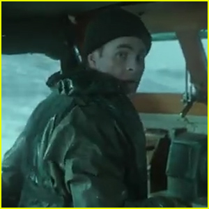 Chris Pine Goes on a Dangerous Rescue Mission in 'Finest Hours' Trailer - Watch Now!