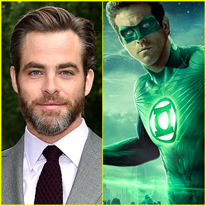 'Green Lantern Corps' Movie Confirmed - Will Chris Pine Star?