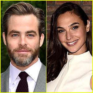 Chris Pine to Play Gal Gadot's 'Wonder Woman' Love Interest
