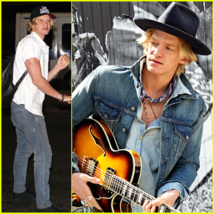 Cody Simpson Is A Blue Jean Hunk In Exclusive 'Denim & Supply' Pic!