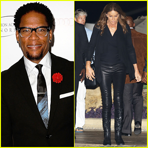 Comedian D. L. Hughley Says Caitlyn Jenner 'Looks Like Every P.E. Teacher I Ever Had'