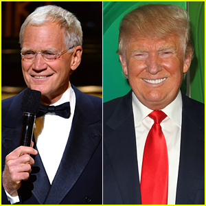 David Letterman Comes Out of Retirement for a Donald Trump Top 10 List - Watch Now!