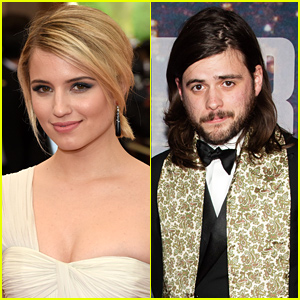 Dianna Agron & Mumford and Sons' Winston Marshall: New Couple Alert!?