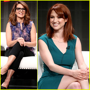 Ellie Kemper's High School Acting Teacher was Jon Hamm!