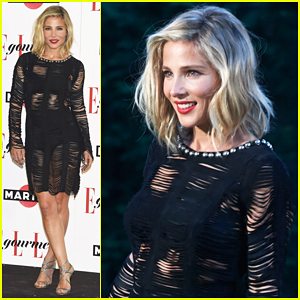 Elsa Pataky Is Elle Gourmet Mag's Healthy Icon!