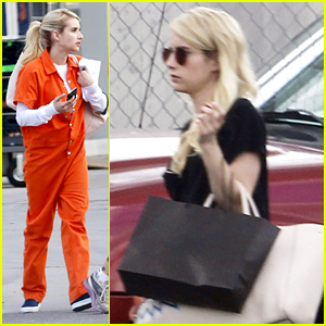 Emma Roberts Says Her 'Scream Queens' Character Is 'Not Warm & Fuzzy'