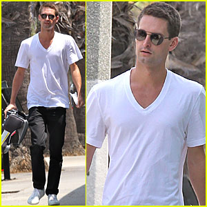 Evan Spiegel Buys Car Seat After Date with Miranda Kerr