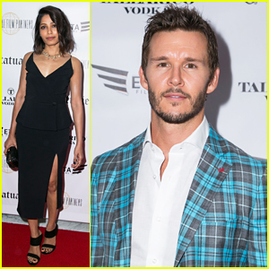 Freida Pinto & Ryan Kwanten Team Up for 'The Effects of Blunt Force Trauma'!