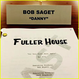 'Fuller House' Table Read Photos Reveal a Big New Detail!