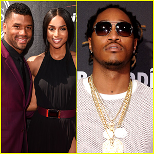Ciara's Ex Future Slams Her Current Boyfriend Russell Wilson For Being Around His Son