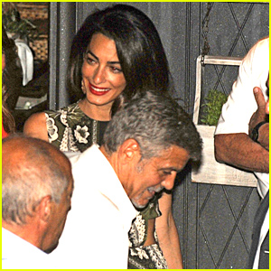 George & Amal Clooney Host Big Dinner Amid Rumors They're Trying For a Baby!