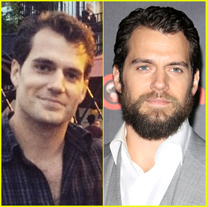 henry cavill shaves his beard see before after photos henry cavill just jared. Black Bedroom Furniture Sets. Home Design Ideas
