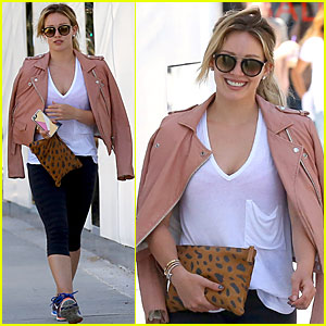 Hilary Duff Got the 'Most Embarrassing' Kind of Ticket